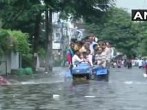 बिहार में बाढ़ से हालात बेकाबू, कई लोगों की मौत, कार्यकर्ता राहत और बचाव कार्य में तत्काल जुट जाएंः राहुल