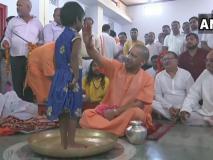 अबकी बार सरयू नदी के तट पर 5.50लाख से भी अधिक दीप जलाएंगे,अयोध्या पर बयान दीपोत्सव से संबंधित था: योगी