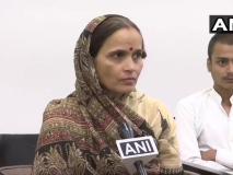 मृतक कमलेश तिवारी की पत्नी को 15 लाख की मदद और सीतापुर में आवास
