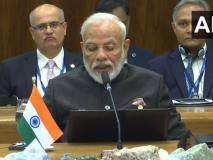 ब्रिक्स शिखर सम्मेलनः पीएम मोदी ने कहा-आतंकवाद ने दुनिया की अर्थव्यवस्था को 1000 अरब डॉलर का नुकसान पहुंचाया