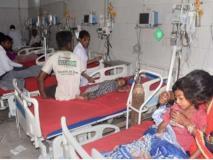 बिहारः मुजफ्फरपुर में अब तक 93 बच्चों की मौत, केंद्रीय मंत्री हर्षवर्धन ने मदद का दिया आश्वासन