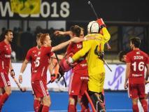 हॉकी वर्ल्ड कप: इंग्लैंड का उलटफेर, ओलंपिक चैम्पियन अर्जेंटीना को हराकर सेमीफाइनल में