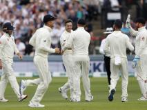 क्रिस वोक्स की घातक गेंदबाजी से इंग्लैंड ने आयरलैंड को महज 38 रनों पर समेटा, दर्ज की 143 रनों से जीत