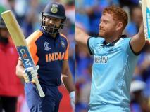 ICC World Cup 2019: रोहित की शतकीय पारी गई बेकार, इंग्लैंड ने इंडिया को 31 रनों से दी मात
