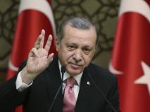 इस्लामिक स्टेट के किसी भी आतंकी कोसीरिया से भागने नहीं देंगे, चुन-चुन कर खत्म करेंगेःएर्दोआन