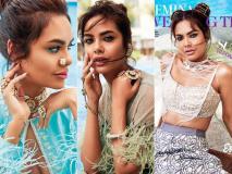 'फेमिना वेडिंग टाइम्स' के लिए ईशा गुप्ता ने कराया बोल्ड फोटोशूट, देखें तस्वीरें