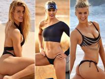 टेनिस खिलाड़ी युजिनी बुचार्ड की इन तस्वीरों को देख आप भी हो जाएंगे मदहोश
