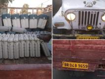 बिहार: RJD कार्यकर्ताओं ने पकड़ा EVM से भरा वाहन, BDO भी साथ, प्रशासन की कार्रवाई पर सवाल