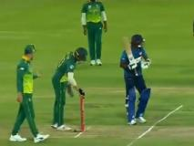 SA vs SL: फाफ डु प्लेसिस का मजेदार अंदाज, साथी विकेटकीपर को 'धोनी' कहकर बुलाया', वीडियो वायरल
