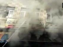 हरियाणा: फरीदाबाद के स्कूल में आग लगने से 2 बच्चों समेत 3 लोगों की मौत