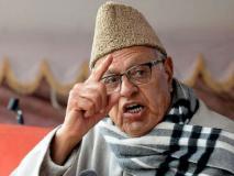 लोकसभा चुनाव तय करेंगे कि जम्मू-कश्मीर गरिमा के साथ संघ का हिस्सा रह पाएगा या नहीं: फारूक अब्दुल्ला