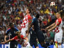 FIFA World Cup, France Vs Croatia: क्रोएशिया को 4-2 से हराकर फ्रांस बना चैम्पियन