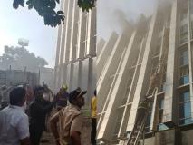 मुंबई: अंधेरी के ईएसआईसी कामगार हॉस्पिटल में भीषण आग से 6 की मौत, रेस्क्यू ऑपरेशन जारी