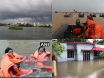 Floods in India: केरल और कर्नाटक में बाढ़ का कहर, ओडिशा के कुछ जिले अलर्ट पर