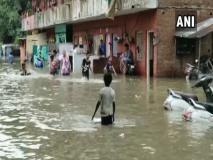 बारिश का कहरः देशभर में 145 लोगों की मौत, यूपी और बिहार में कई इलाके पानी में डूबे
