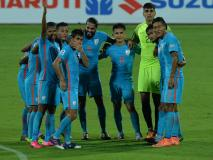 फीफा रैंकिंग में भारतीय फुटबॉल टीम को फायदा, रैंकिंग में शीर्ष पर बेल्जियम काबिज