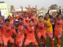 भारत ने नेपाल को हरा लगातार पांचवीं बार जीता सैफ महिला फुटबॉल का खिताब, 23 मैचों से है 'अपराजेय'