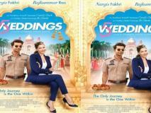 नरगिस फाखरी के बॉडीगार्ड बने राजकुमार राव, क्या करने वाले हैं '5 Weddings'