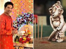 गणेश चतुर्थी पर भारतीय खिलाड़ियों ने यूं किया भगवान गणेश का स्वागत, कहा, 'गणपति बप्पा मोरया'