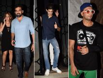Pics: रणवीर सिंह से लेकर कबीर खान समेत, गौरव कपूर की बर्थडे पार्टी में हुए शामिल