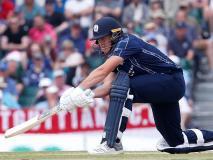 इस बल्लेबाज ने 14 छक्के लगाते हुए 41 गेंदों में जड़ा शतक, टी20 क्रिकेट में रचा इतिहास
