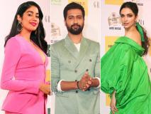 Grazia Millennial Awards 2019: दीपिका पादुकोण, विक्की कौशल, जाह्नवी कपूर समेत रेड कारपेट पर इन स्टार्स का दिखा जलवा