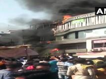 गुजरात: सूरत की एक बिल्डिंग में भीषण आग लगने से 15 लोगों की मौत, पीएम मोदी ने जताया दुख, सीएम रूपाणी ने जांच के साथ किया मुआवजे का एलान