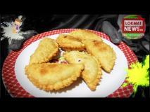 Holi gujiya Recipe in Hindi: इस होली घर पर ही बनाएं टेस्टी गुजिया, जानें स्पेशल रेसिपी (Video)