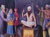 स्वर्ण मंदिर की नींव रखने वाले सिखों के पांचवें गुरु अर्जुन देव जी का शहीदी दिवस, जाने उनसे जुड़ी कहानी