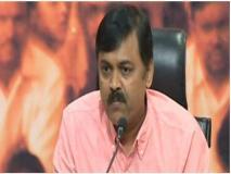 बीजेपी प्रवक्ता पर प्रेस कॉन्फ्रेंस में शख्स ने फेंका जूता, हुआ गिरफ्तार