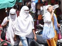 गर्मी का कहर जारी, रविवार को उत्तर भारत के कुछ राज्यों में हो सकती है बारिश
