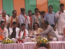 Assembly Elections 2019 LIVE: मीडिया भयभीत है, मीडियाकर्मी कह रहे हैं कि 'हम सच्चाई जानते हैं लेकिन हम इसे नहीं दिखा सकते क्योंकि हमारी नौकरी चली जाएगी':राहुल