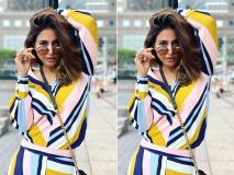 हिना खान अपनी इन नशीली अदाओं से ऐसे कर रही हैं फैंस को घायल, Pics वायरल