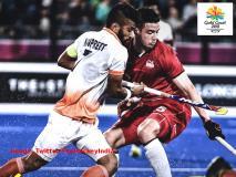 CWG 2018 हॉकी: भारत ने आखिरी लीग मैच में इंग्लैंड को हराया, सेमीफाइनल में न्यूजीलैंड से मुकाबला
