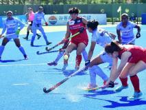 एशियन चैम्पियंस ट्रॉफी: भारतीय महिला हॉकी टीम की फाइनल में हार, दक्षिण कोरिया ने जीता खिताब