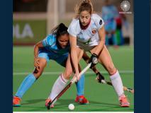 गुरजीत कौर ने दागा गोल, स्पेन के खिलाफ भारतीय महिला टीम ने खेला ड्रॉ