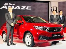 महंगी हुई नई Honda Amaze, कीमत 5.81 लाख रुपये से शुरू