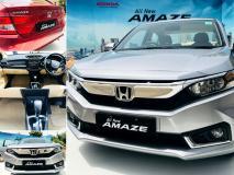 Pics: भारत में लॉंच हुआ Honda Amaze का सेकेंड-जेनरेशन मॉडल, मात्र 21 हजार में करें बुक