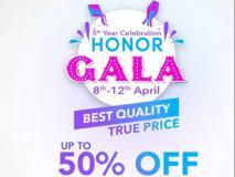 Honor Gala Festival: 9,000 रुपये डिस्काउंट के साथ Honor फोन खरीदने का मौका