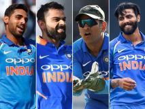 ICC Cricket World Cup 2019: टीम इंडिया का ऐलान, विजय शंकर को मिली जगह, ऋषभ पंत बाहर