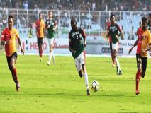 आई लीग 2017-18: मोहन बागान ने ईस्ट बंगाल को हराया, डिपांडा डिका ने दागे दो गोल