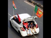 'राजनीति के चक्कर में न बिगाड़ें दोस्ती' मैसेज देने वाली फोटो वायरल, लोगों ने जताई सहमति