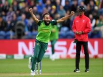 ICC World Cup 2019: इमरान ताहिर ने झटके 4 विकेट, कप्तान ने तारीफ में कह दी ये बात