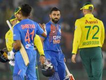 India vs South Africa, 3rd T20: जानें क्या रही टीम इंडिया की हार के बड़े कारण