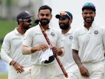 भारत टेस्ट रैंकिंग में शीर्ष पर बरकरार, इस टीम को हुआ नुकसान
