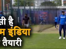 IND vs WI: वेस्टइंडीज के खिलाफ भिड़ंत के लिए तैयार टीम इंडिया, मैच से पहले जमकर बहाया पसीना