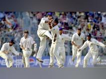 18 साल पहले टीम इंडिया ने रचा था इतिहास, रोका था ऑस्ट्रेलिया का लगातार 16 टेस्ट जीत का 'विजय रथ'