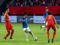 भारत ने चीन के खिलाफ एतिहासिक फुटबॉल मैच में खेला ड्रॉ, कोच ने कही ये बड़ी बात