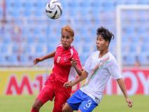 AFC महिला क्वॉलिफायर: भारतीय महिला फुटबॉल टीम नेपाल से 0-2 से हारी