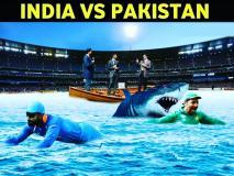 भारत vs पाकिस्तान मैच पर शोएब अख्तर ने शेयर किया मजेदार मीम, यूं बताया रविवार के मौसम का हाल